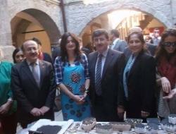 UTEF 2014 │ Alacahan Açılış - Kevser Kartal - Trabzon Valisi Abdil Celil Öz - Trabzon BB Başkanı Orhan Fevzi Gümrükçüoğlu